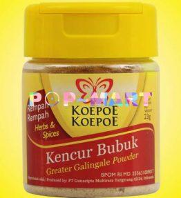 Koepoe Kencur Bubuk