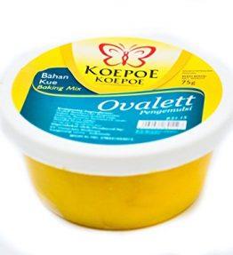 Koepoe Pengembang Kue Ovalett