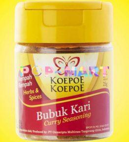 Koepoe Bubuk Kari / Kare