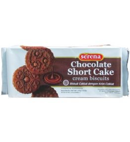 Serena Chocolate Short Cake