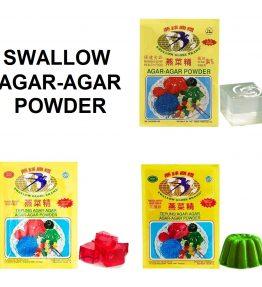 Agar Agar Swallow Globe Brand