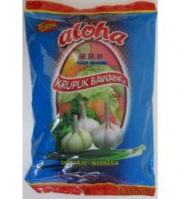 Aloha Kerupuk Bawang Mentah