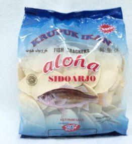 Aloha Kerupuk Ikan Mentah
