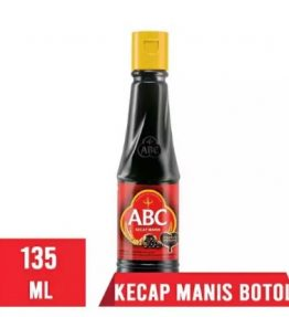 ABC Kecap Manis Kecil 135ML
