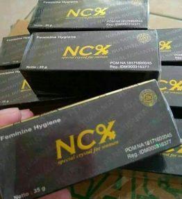 NCX / Crystal X Nasa Original untuk Miss V Wanita