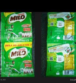 Susu Bubuk Milo