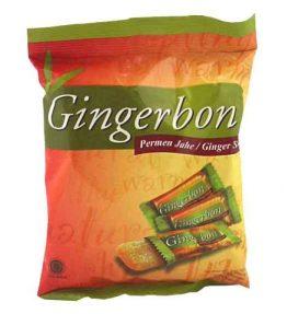 Gingerbon Permen Jahe