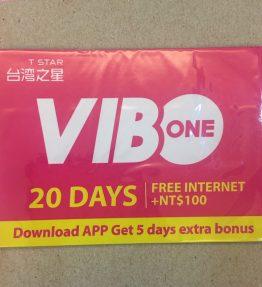 SIM Kartu Telepon VIBO 4G