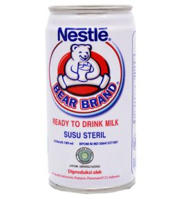 Susu Beruang Brand Nestle Bear