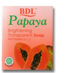 BDL Pepaya Sabun Transparent