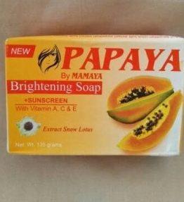 Sabun Pepaya Filipin Mamaya