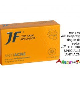 Sabun JF Sulfur Anti Acne
