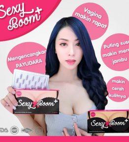 Sexy Boom Suplemen Payudara