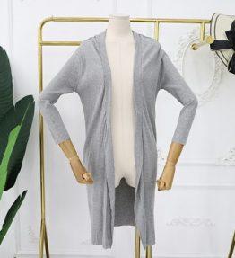 Baju Kardigan Panjang