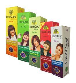 Minyak Angin Aromatherapi FreshCare