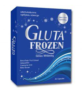 Gluta Frozen Original Suplemen Pemutih Badan