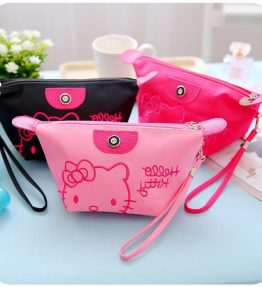 Tas Make Up / Tas Kosmetik Hello Kitty