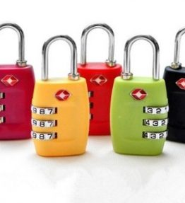 Kunci Koper / Gembok Koper TSA Lock Hijau