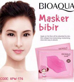 Masker Bibir Bioaqua