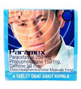Paramex Obat Sakit Kepala