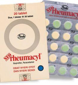 Neo Rheumacyl Tablet Obat Nyeri Otot dan Sendi / Remasil
