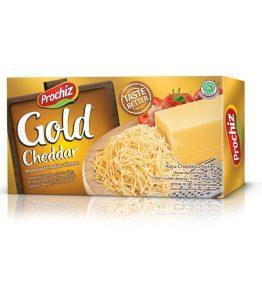 Keju Padat Prochiz Gold Cheddar