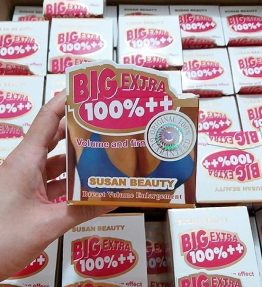 Susan Beauty Cream Pembesar dan Pengencang Payudara / Cream Pijat Payudara
