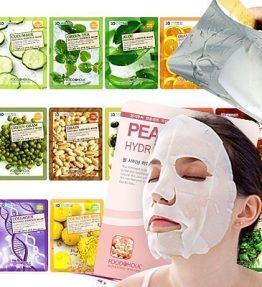 Foodaholic 3D Masker Sekali Pakai