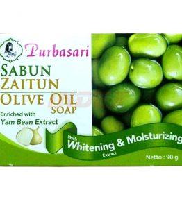 Purbasari Sabun Padat Bengkoang Extra Minyak Zaitun