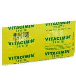 Vitacimin Vitamin C 500mg