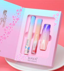 Alat Make Up Set Maskara Bulu Mata + Liptik + Lip Cream