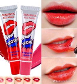 Tato Lip Wow Romantic Bear