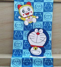 Handuk Doraemon Biru