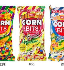 Cemilan Corn Bits