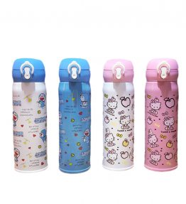 Thermos Air Panas / Botol Air Minum Doraemon / Hellokitty