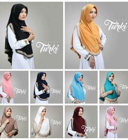 Hijab / Kerudung Instant Bergo Turki