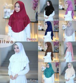 Hijab / Kerudung Khimar Hilwa
