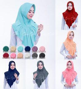 Hijab / Kerudung Instan Zenova