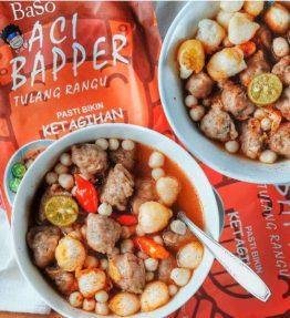 Boci Bapper / Baso Aci Bapper Tulang Rangu