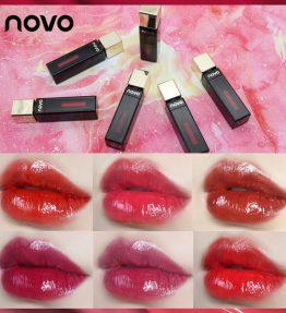 Lip Gloss Lip Cream Novo