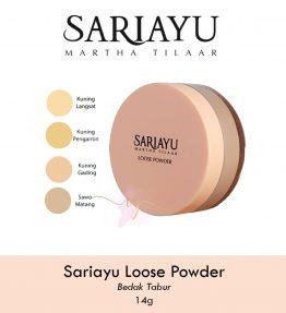 Sariayu Loose Powder / Bedak Tabur Sariayu