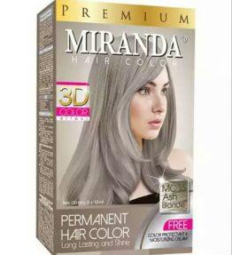 Semir Rambut Miranda Ash Blonde