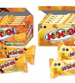 Snack Momogi Keju / Jagung Bakar