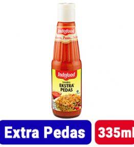 Saos Sambal Extra Pedas Indofood 335ml