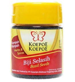 Biji Selasih Koepoe