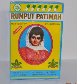 Jamu Rumput Patimah / Rumput Fatimah Kapsul