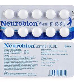 Neurobion Putih