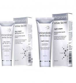Wardah White Secret Siang / Malam