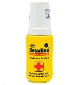 Obat Merah Betadine 5 ml