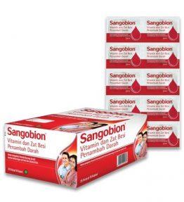 Sangobion Kapsul